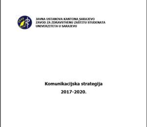 Komunikacijska strategija( 2017. godina)