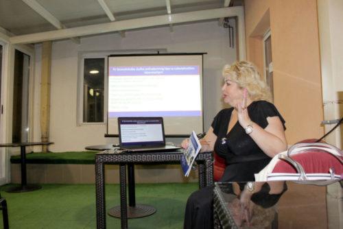 Predavanja studentima u studentskim domovima Nedžarići i Bjelave